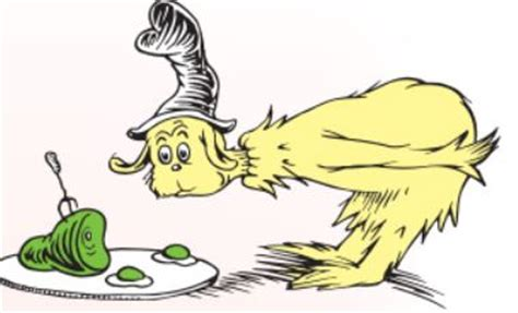 Book Review: Green eggs and Ham by dr seuss by Victoria